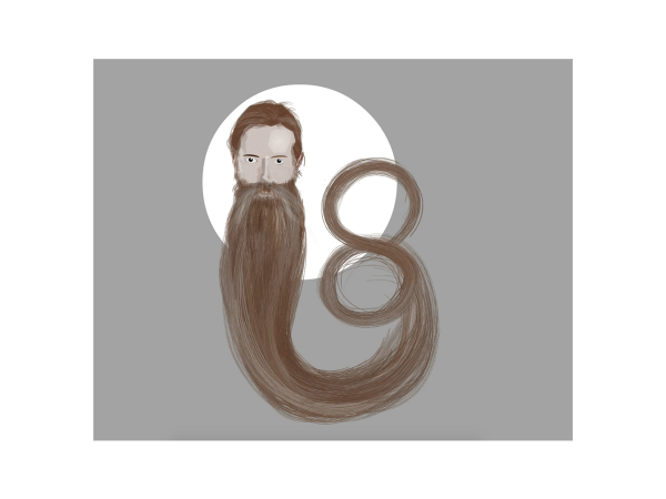 Infinity beard video
