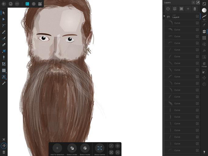 Infinity Beard – Rob Busio